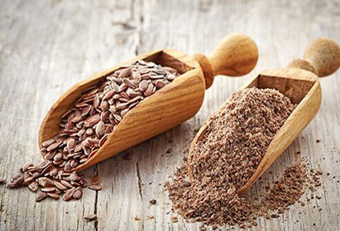Flaxseed is packed with nutrients.
