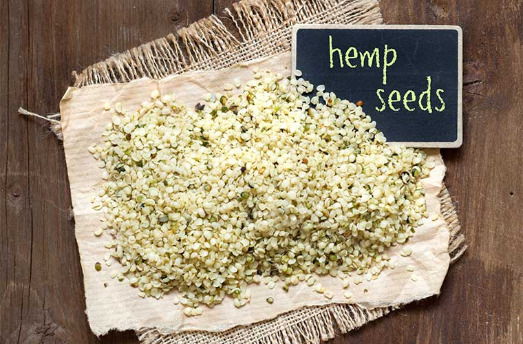 Thumbnail for I Swapped My Usual Snack for Hemp Seeds—Here's How to Eat Them in 15 Ways