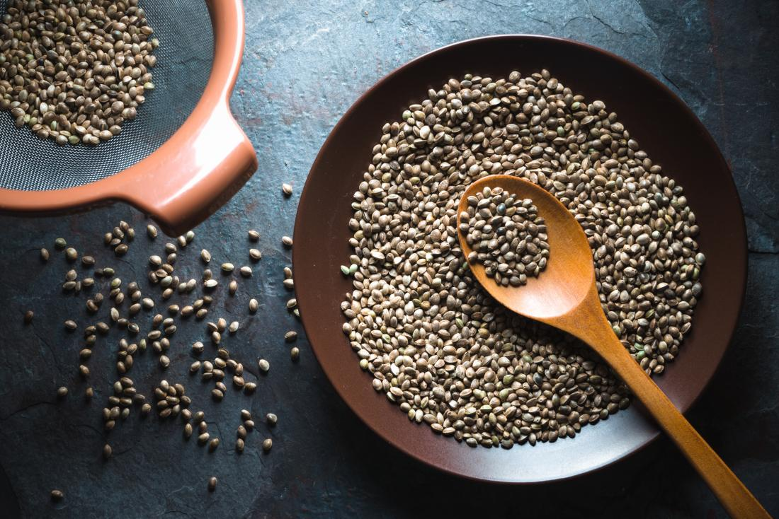 Benefits of hemp seeds