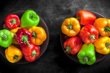 Can You Use Seeds From a Bell Pepper to Plant?