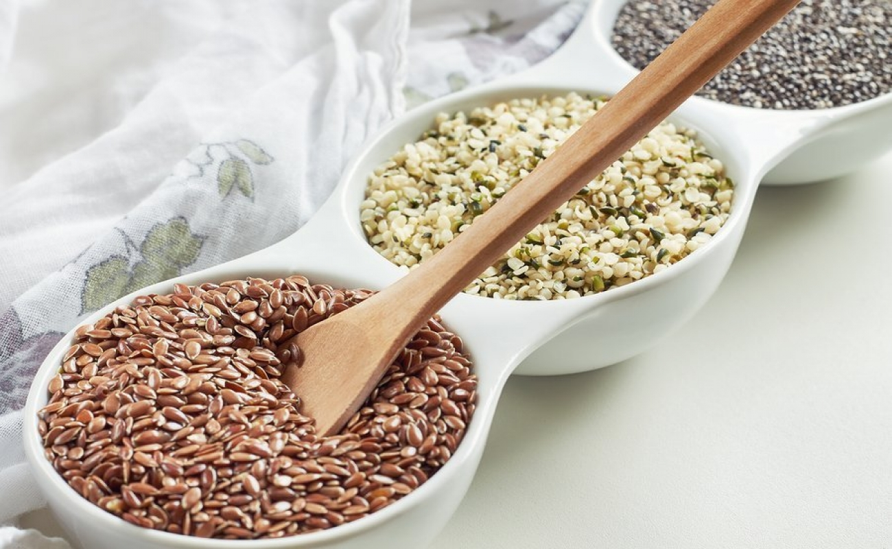 Flax Seed Vs Hemp Seed