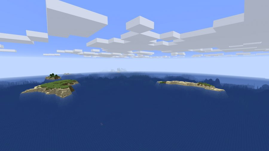 minecraft-seed-two-islands