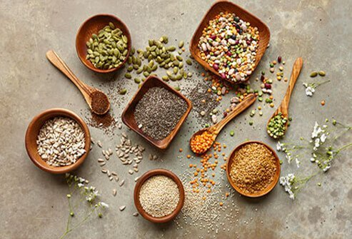 Seeds are rich in nutrients and have many health benefits.