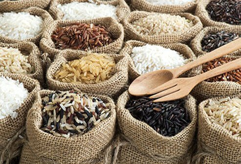 Wild rice is actually a seed – a grass seed.