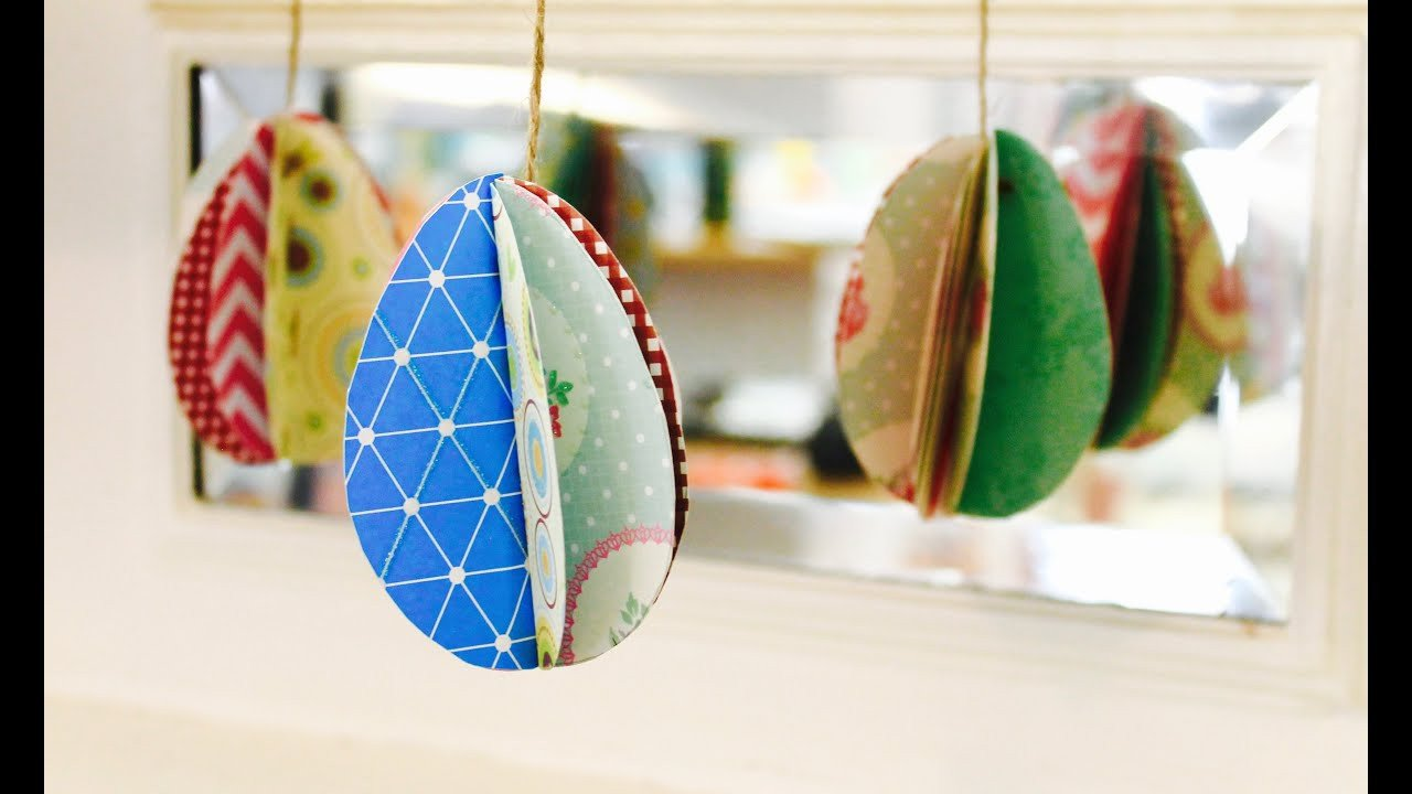 10 Easy and Low-Budget Crafts to Make This Easter