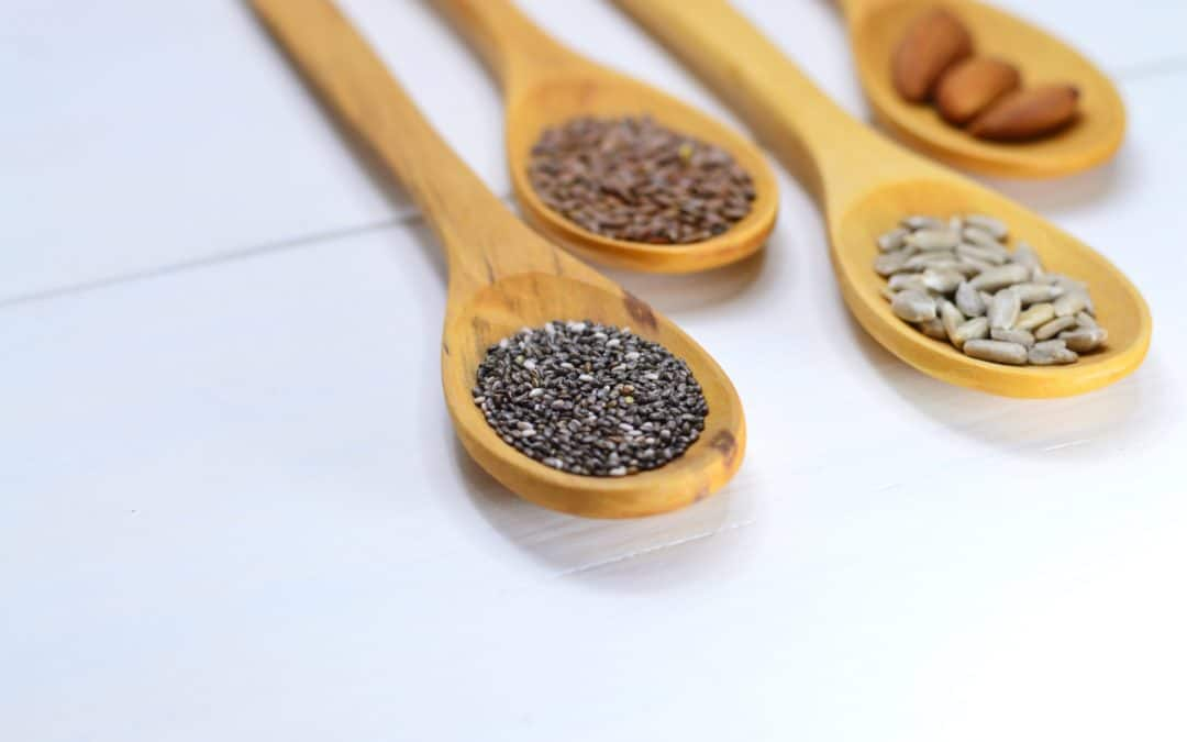 6 super seeds to add to your dog